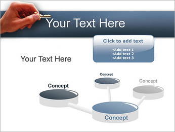 Key PowerPoint Template - Slide 9
