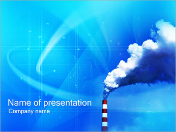 Factories PowerPoint Template