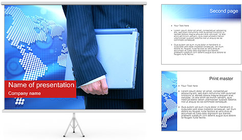 Business Meetings PowerPoint Template