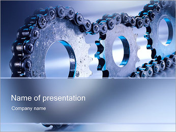 Mechanism PowerPoint Template