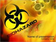 Biohazard PowerPoint-Vorlagen