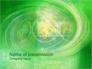 Remolino Plantillas de Presentaciones PowerPoint