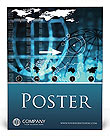 World Business Poster Template