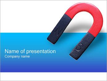 Aimant Modèles des présentations  PowerPoint - Diapositives 1