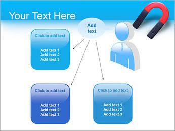 Aimant Modèles des présentations  PowerPoint - Diapositives 12