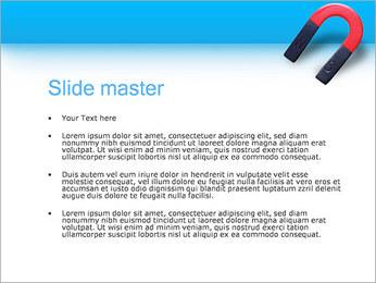 Aimant Modèles des présentations  PowerPoint - Diapositives 2