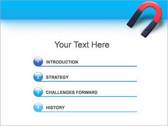 Aimant Modèles des présentations  PowerPoint - Diapositives 3