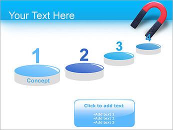 Aimant Modèles des présentations  PowerPoint - Diapositives 7