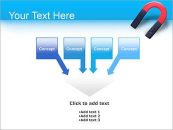 Aimant Modèles des présentations  PowerPoint - Diapositives 8
