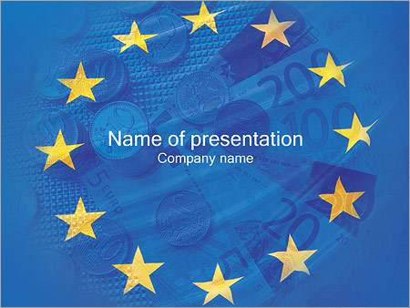 Money powerpoint templates backgrounds google slides themes european union powerpoint template toneelgroepblik Choice Image