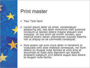 European Union PowerPoint Template