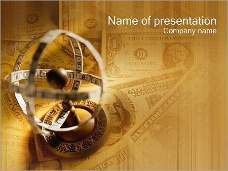 money powerpoint template, backgrounds & google slides - id, Money Presentation Template, Presentation templates