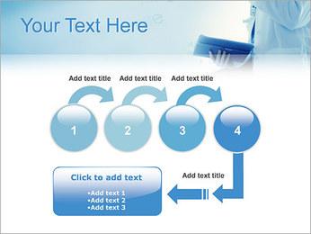 Laboratoire Modèles des présentations  PowerPoint - Diapositives 4