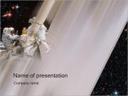 Astronauts PowerPoint Templates
