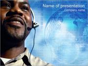 Operator PowerPoint Templates