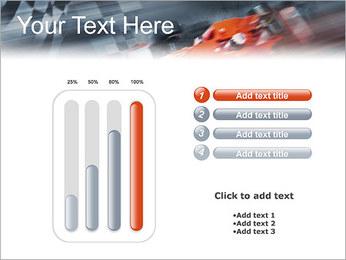Formule Un Modèles des présentations  PowerPoint - Diapositives 18