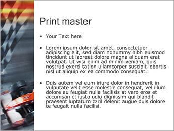 Formule Un Modèles des présentations  PowerPoint - Diapositives 24