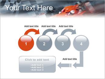 Formule Un Modèles des présentations  PowerPoint - Diapositives 4