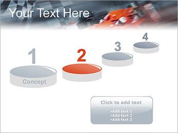 Formule Un Modèles des présentations  PowerPoint - Diapositives 7