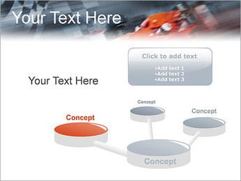 Formule Un Modèles des présentations  PowerPoint - Diapositives 9