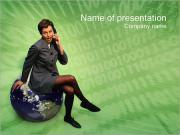Мобильная связь Шаблоны презентаций PowerPoint