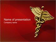 Modelo del corazón Plantillas de Presentaciones PowerPoint