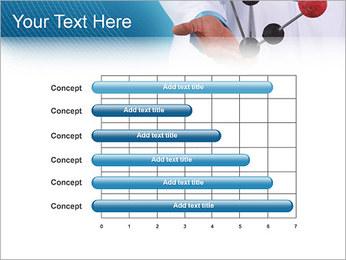 Modèle moléculaire Modèles des présentations  PowerPoint - Diapositives 17