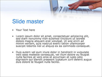 Laptop PowerPoint Template - Slide 2