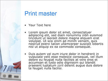 Laptop PowerPoint Template - Slide 24