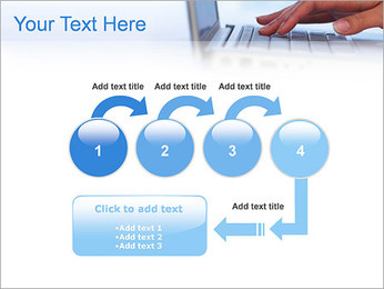 Laptop PowerPoint Template - Slide 4
