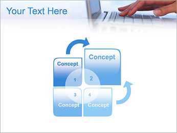 Laptop PowerPoint Template - Slide 5