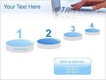 Laptop PowerPoint Template - Slide 7