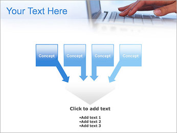 Laptop PowerPoint Template - Slide 8