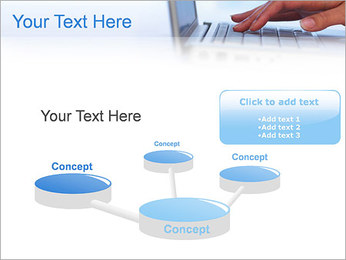 Laptop PowerPoint Template - Slide 9