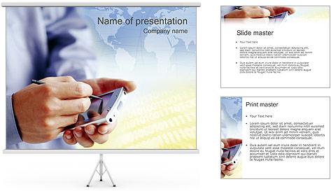 Portante Plantillas de Presentaciones PowerPoint