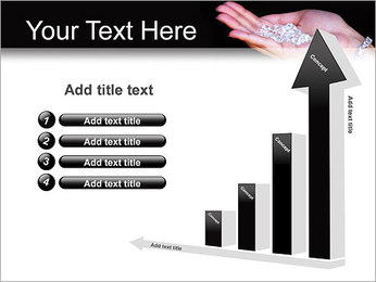Diamonds PowerPoint Templates - Slide 6