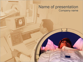 X-ray Emission PowerPoint Template