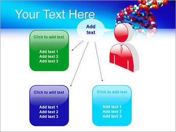 DNA Helix PowerPoint Templates - Slide 12