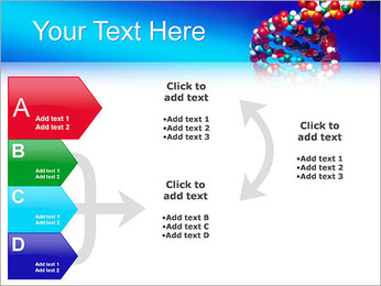 DNA Helix PowerPoint Template - Slide 16