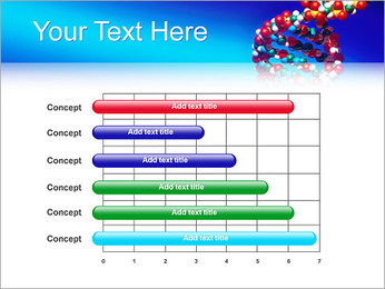 DNA Helix PowerPoint Template - Slide 17