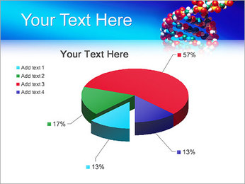 DNA Helix PowerPoint Template - Slide 19