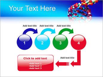 DNA Helix PowerPoint Templates - Slide 4
