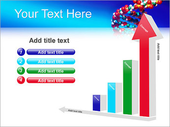 DNA Helix PowerPoint Template - Slide 6