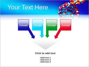 DNA Helix PowerPoint Templates - Slide 8