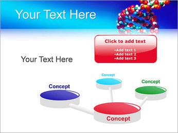 DNA Helix PowerPoint Templates - Slide 9