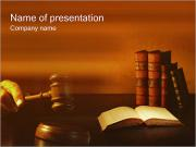 Judge PowerPoint Templates