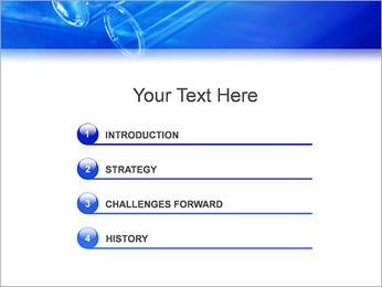 Tubes à essai Modèles des présentations  PowerPoint - Diapositives 3