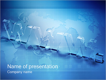 World Wide Web PowerPoint Templates