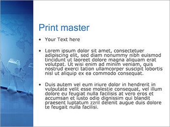 World Wide Web PowerPoint Template - Slide 24