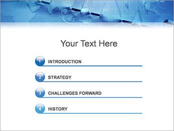 World Wide Web PowerPoint Template - Slide 3